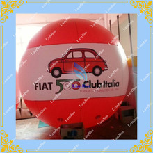 HOT SALE 3 meters BIG Inflatable Helium Balloon for Events/ Print Different LOGOS for you