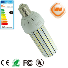 Omnidirectional Lighting Medium Base E26 60W Led Corn Lights for Replacement 250W HID Fixtures Parking Lot Pole Lights