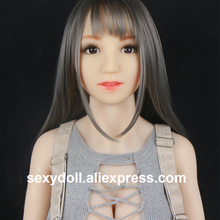 New 158cm low price sexy Japanese silicone sex dolls realistic H cup big breast metal skeleton Japan oral head good quality