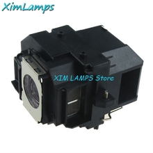 Hot Sale XIM Lamps ELPLP54 Repalcement Projector Lamp V13H010L54 for Epson EB-S7+ EB-S72 EB-S82 EB-X7 EB-X72 EB-X8E EB-W7 EB-W8(China)