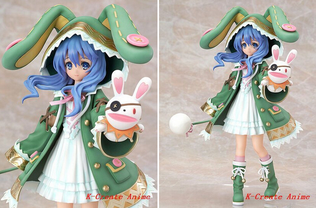Free shipping 5pcs Japana anime DATE A LIVE Yoshino pvc figure toy tall 18cm in box via EMS<br><br>Aliexpress