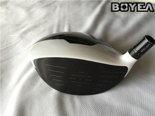 Boyea 2016 Model M2 Driver Boyea M2 Golf Driver Golf Clubs 9.5/10.5 Degree R/S/SR/X Flex Graphite Shaft With Head Cover(China)