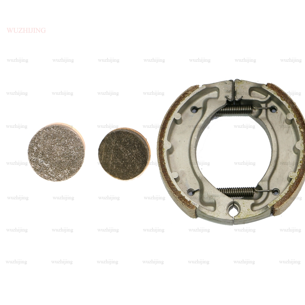 FOR YAMAHA BLASTER 200 YFS200 1997-2002 FRONT BRAKE SHOES