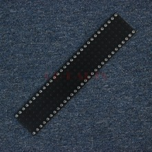 1PC Black DIY Tube Audio Guitar Amplifier TAG BOARD STRIP TURRET BOARD 300*60*2mm