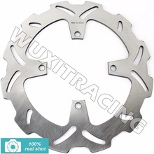 316MM Motorcycle New Front Brake Disc Rotor for KAWASAKI KX 125 250 2003 2004 2005 KX 250 F KX250F 2004 2005