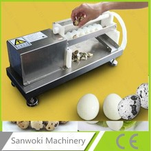 Household electric quail egg peeling machine hulling machine shelling machine; Egg processing machine