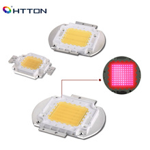 High power LED Growth light Full Spectrum 380Nm-840Nm chip Aquarium lamp Grow Blub Sea Grass Water Coral 3 5W 10 20W 30W 50 100W