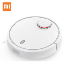 Xiaomi Mi Home App Smart Phone Control Robot Vacuum Cleaner Wirless Laser Distance Sensor LDS Intelligent Vacuum Cleaner Robot(China)
