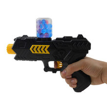 1Set Water Crystal Gun 2-in-1 Paintball Soft Bullet Kids Toy CS Game Children Gift