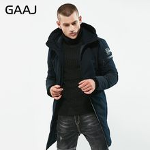 Army Winter Jacket Men Casual Cotton Thick Warm Men's Outwear Parka Plus size 3XL Coats Windbreak Snow Military Jackets #GAIWO(China)
