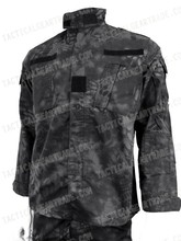 Kryptek Typhon Camo BDU Field Uniform Set Shirt + Pants Suits Tactical Military Uniform Hunting Party Supplies