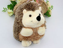 Cute Lovely Soft Hedgehog Animal Doll Stuffed Plush Toy Child Kids Home Wedding Party Toys for Children Kid gift(China)