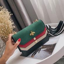 Buy women messenger bags Scrub Female Crossbody Bag Vintage Winter Colorful Strap small Shoulder Bag Flap famous brand 7V9263 for $17.62 in AliExpress store