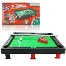 Sports Indoor Game Mini Table Top Pool Table Game Billiard Table Set Kids Gift Toys