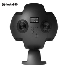 Insta360 Pro 360 VR Camera 7680 25MP 8K 3D Live Streaming Camera 100fps Slow Motion Double Anti-shake 360 Degree Video Camera(China)
