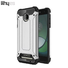 Whyes For Motorola Moto Z Play Case TPU And PC Dual Lays 9 colors popular Cover Armor soft Silicone 2 in 1 Hybrid ShockProof(China)