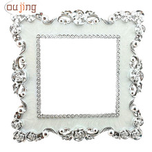 Oujing Lovely Pets  Harmony And Romantic Switch Cover Square Shape Switch Wall Light Socket Stickers 0509