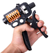 2017 NEW 25-50 Kg Portable Adjustable Hand Grip Carpal Expander A Type Gripper Exerciser Fingers Fitness Equipment Heavy Grips(China)