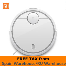 Original XiaoMi MI Robot Vacuum Cleaner for Home Automatic Sweeping Smart Planned WIFI APP Control 5200mAH Dust Sterili Cleaning