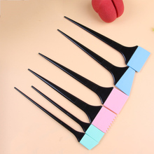 MSQ 6 pcs/set Professional Hair Dyeing Brush Set for Salon Hair Coloring Comb Hair Dye Tool Set