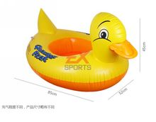 1piece Baby's Inflatable Safety Swim Duck Animals Kids Tube Seat Float Boat Ring ES1078