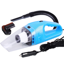 Car Vacuum Cleaner 120 Watt Portable Handheld Cleaner Car dust Wet And Dry strong suction Dual Use Auto Aspirador de po 12V