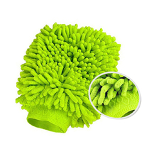 Microfiber Bike bicycle Washing Household Cleaning Rag Dishcloth Gloves Clean Absorption Capacity The Paint Surface Random Color