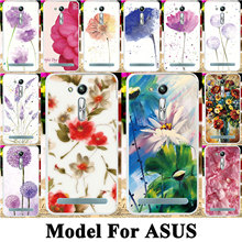 Silicone Plastic Phone Case For Asus ZenFone Go ZB551KL ZC500TG Z00VD ZB500KL ZC451TG ZB452KG X014D ZB450KL Housing Cover Bags