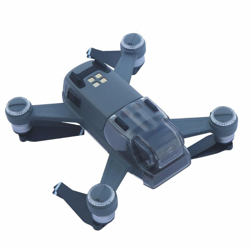 Gimbal Lens Cap Camera Cover Protector Guard Protective for DJI Spark Drone Camera Cover Protector