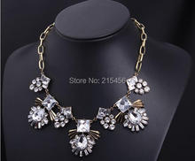 N2052  new fashion germanium statement necklace jewelry
