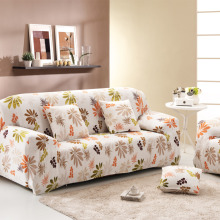 Sofa Cover Cloth Art Spandex Stretch Printed Slipcover Flexible Sofa cover Big Elasticity Couch cover Loveseat Furniture Cover