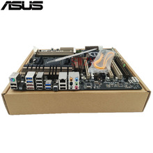 original Used Desktop motherboard For ASUS SABERTOOTH 990FX R2.0 support Socket AM3+ DDR3 support 32G 6*SATA III USB2.0 ATX