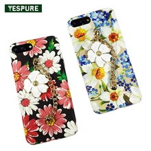 YESPURE Fancy cover Professional Mobile Phone Cases Manufacturer Printing Flower Beautiful for Iphone 6 Mobile Phone Accessories