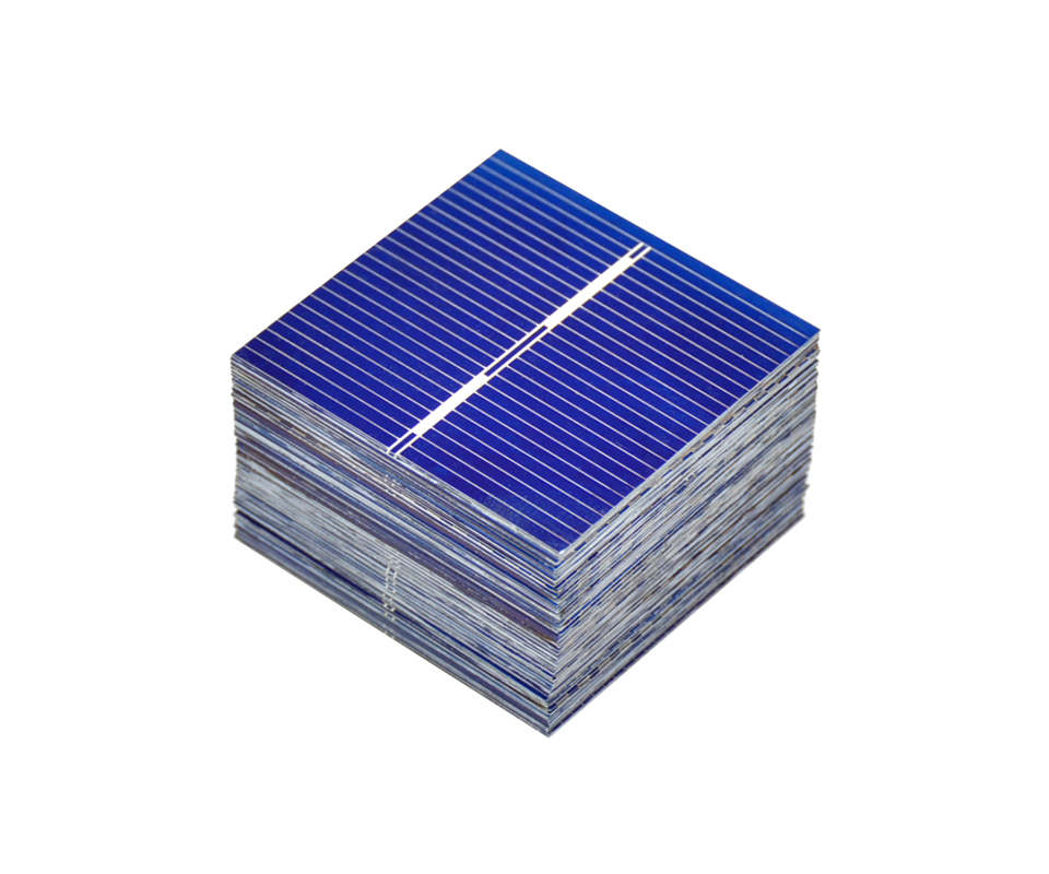 Aoshike 100pcs Polycrystalline Solar Panel 39*39mm 0.5V 0.25W Solar Battery Silicon DIY Solar Charger Battery Painel Solar 7