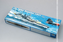 Free shipping    USS Tuscaloosa    Assembly Model kits  Modle building Trumpeter  1/700 scale