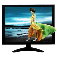 10/10.4 inch input industrial LCD monitor iron shell BNC HDMI hd VGA AV computer monitor(China)