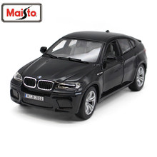 Maisto 1:18 X6 M X6M Diecast Model Car Toy New In Box Free Shipping