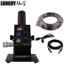 Free shipping DMX power stage effect machine angle CO2 jet