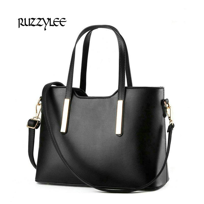 2017 Top Single Interior Slot Pocket Soft Women Bucket Bag Good Quality Messenger Large Shoulder Simple Crossbody Big Promotion<br><br>Aliexpress