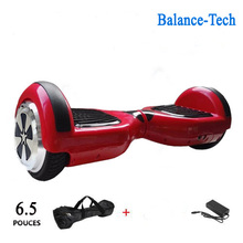 Buy Hoverboard 6.5 inch Electric Scooter Two Wheels Smart Self Balance Scooter Electric Skateboard Adult/Kids Drifting oxboard for $170.99 in AliExpress store