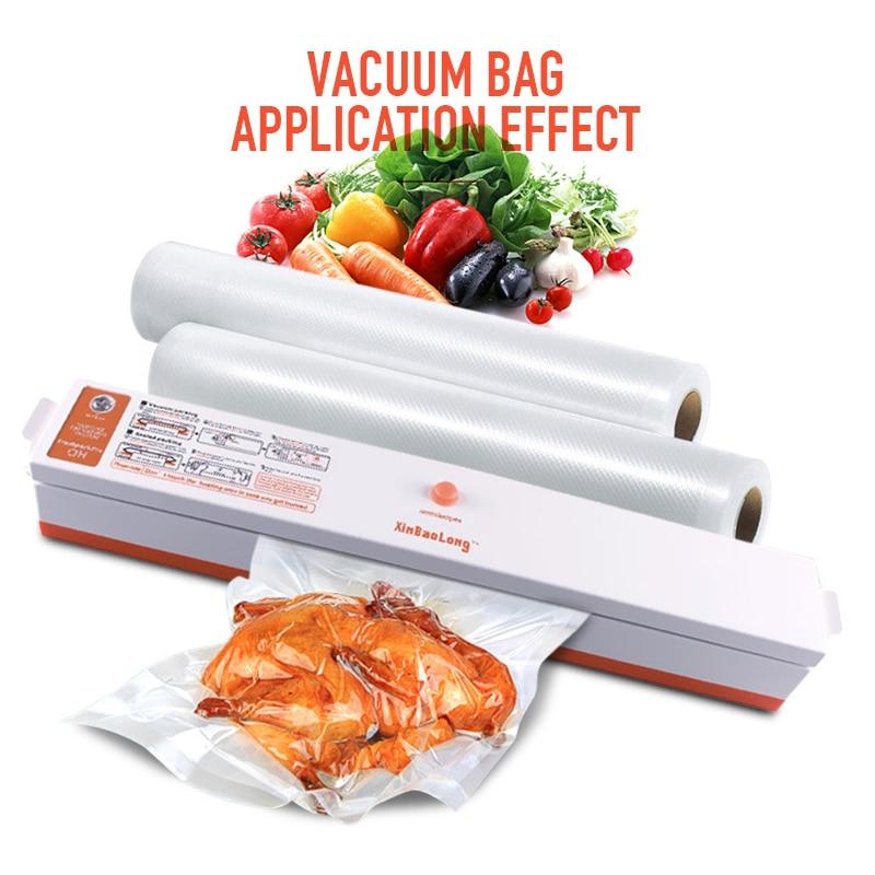 vacuum sealer bags for food