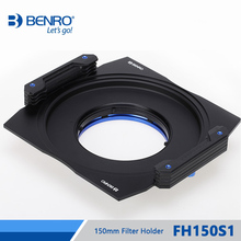 Benro FH150S1 150mm Filter System ND/GND/CPL Professional Filter Hold Support For Sigma 12-24mm f/4.5-5.6 EX DG HSM II DHL Free(China)