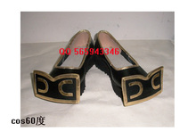 Dynasty warriors 6 Cai Wenji cosplay shoes