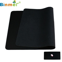 Binmer Mecall Tech New 60*35cm Large Gaming Mouse Pad Mat for CS CF WOW Laptop Computer BlackFree Shipping(China)