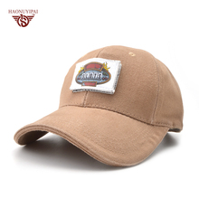 Customized Logo Best Quality Brand Solid Baseball Caps Men Women Fashion Casual Baseball Hats Snapback Adjustable Cotton Sun Hat(China)
