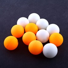 6Pcs /Boxes Orange Yellow 3 stars 40MM Table Tennis Ping Pong Balls For Competition
