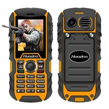 (Mysterious gifts) Huadoo H1 IP68 Waterproof Shockproof Dustproof Mobile phone outdoor rugged Senior Old Man cell phone(China)