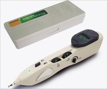 New Stimulator CE LCD Electronic Automatically Acupuncture Needle Pen Electro Acupuncture Device T.E.N.S. and Point Detector(China)