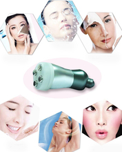 Neddle Free Mesotherapy Electroporation RF Facial Machine Radio Frequency Skin LED Photon Rejuvenation Face Lifting Massager(China)