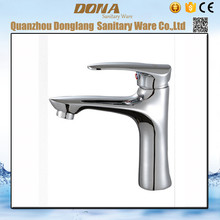 Free Shipping wholesale and retail Bathroom Single Lever Mixer Taps Dona2116 Basin Hot and Cold Mixer Faucet On Discount